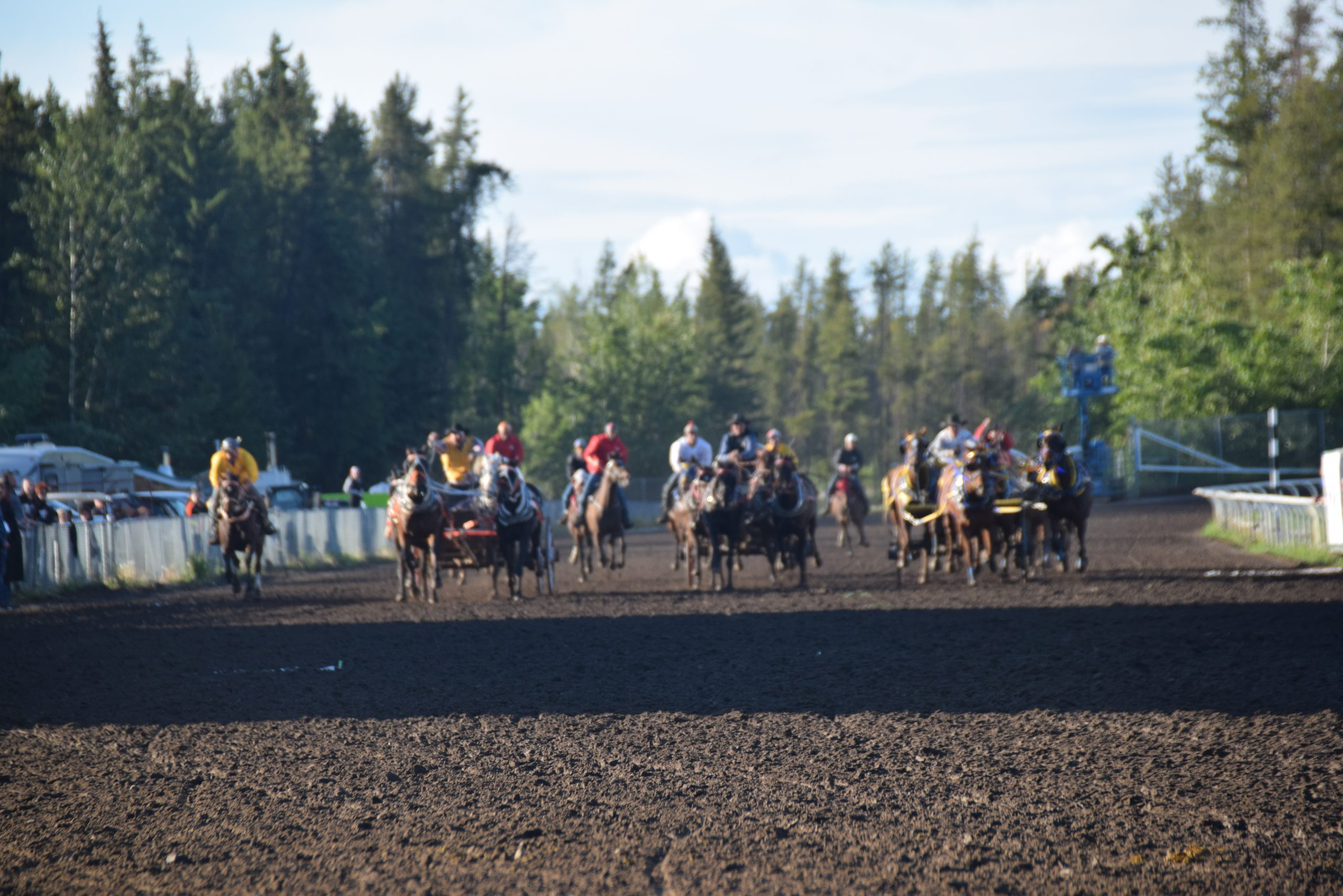A little over a month until Stompede
