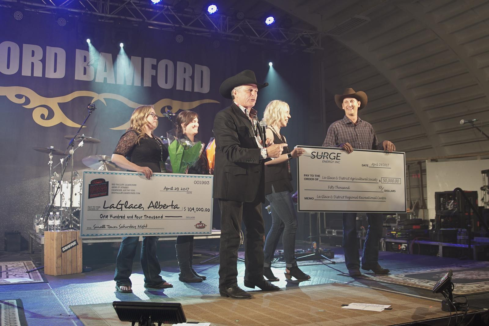 Small Town Saturday Night concert raises over $104,000