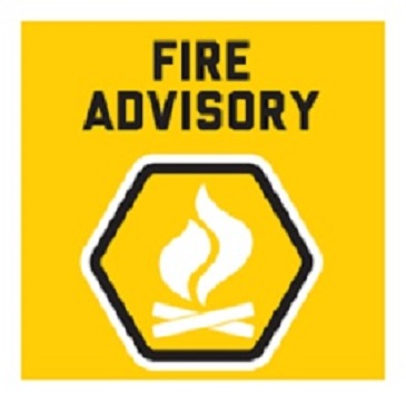 Peace River Forest Area under fire advisory