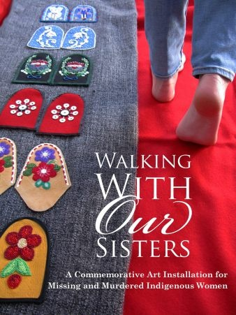 Walking with Our Sisters hosts Community Conversation event