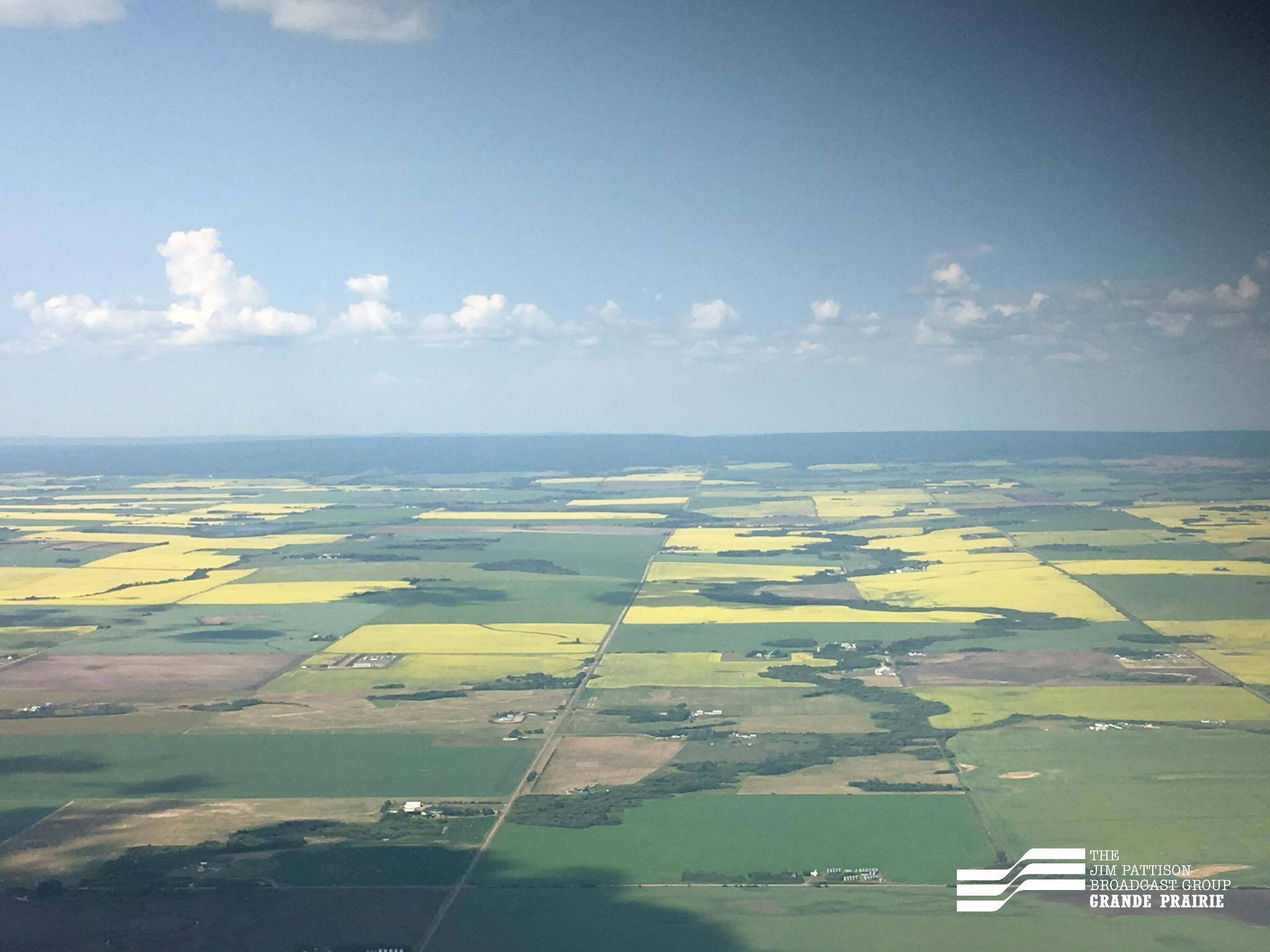 Crops on the rebound in Peace Country