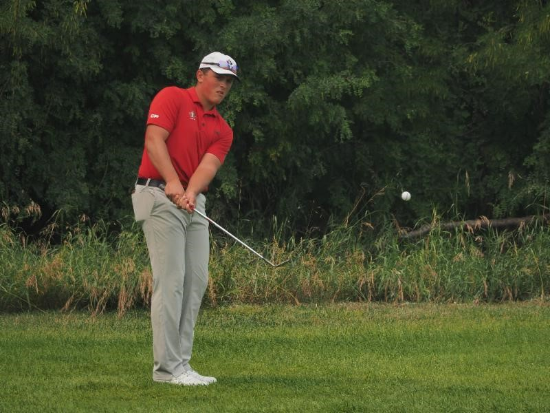 Sekulic leads Men's Amateur