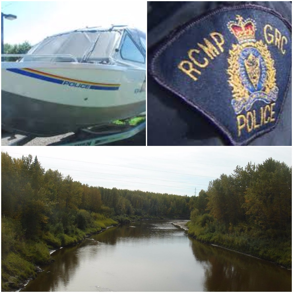 Search underway for teen who was caught in undercurrent on Smoky River
