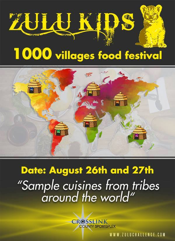 International Food Festival this weekend in County of GP