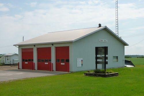 Report recommends new fire hall for La Glace