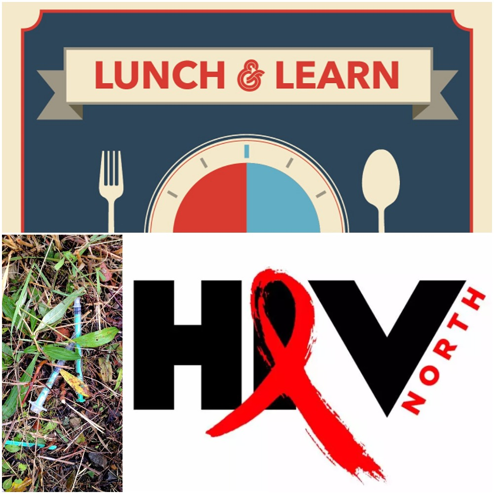 Crime Prevention hosting Lunch & Learn on needle safety and disposal