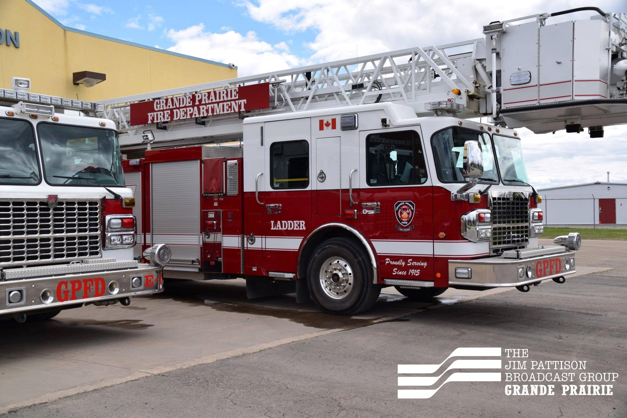 Second structure fire this week caused by improperly disposed cigarette