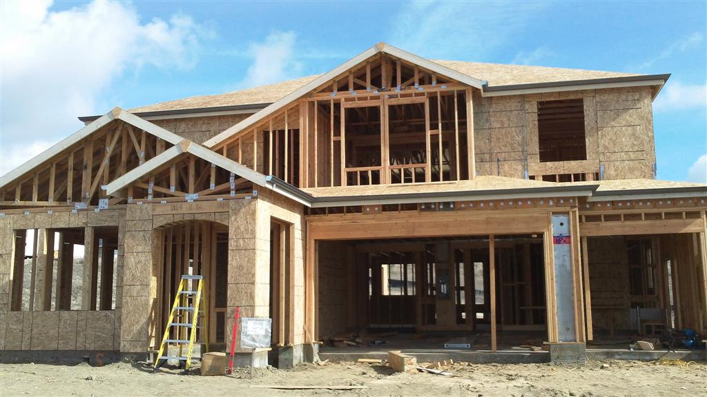 Single family home starts up, multiples down, in City and County