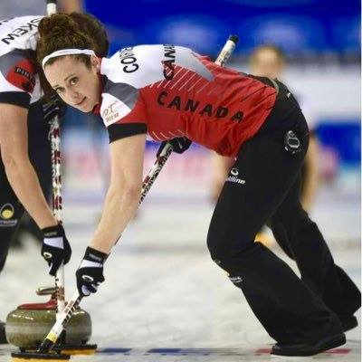 Courtney to help teach young Peace curlers