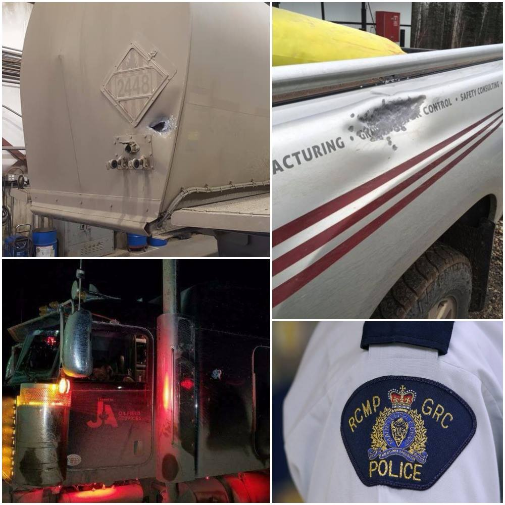 RCMP confirm three shooting incidents in thirty minutes
