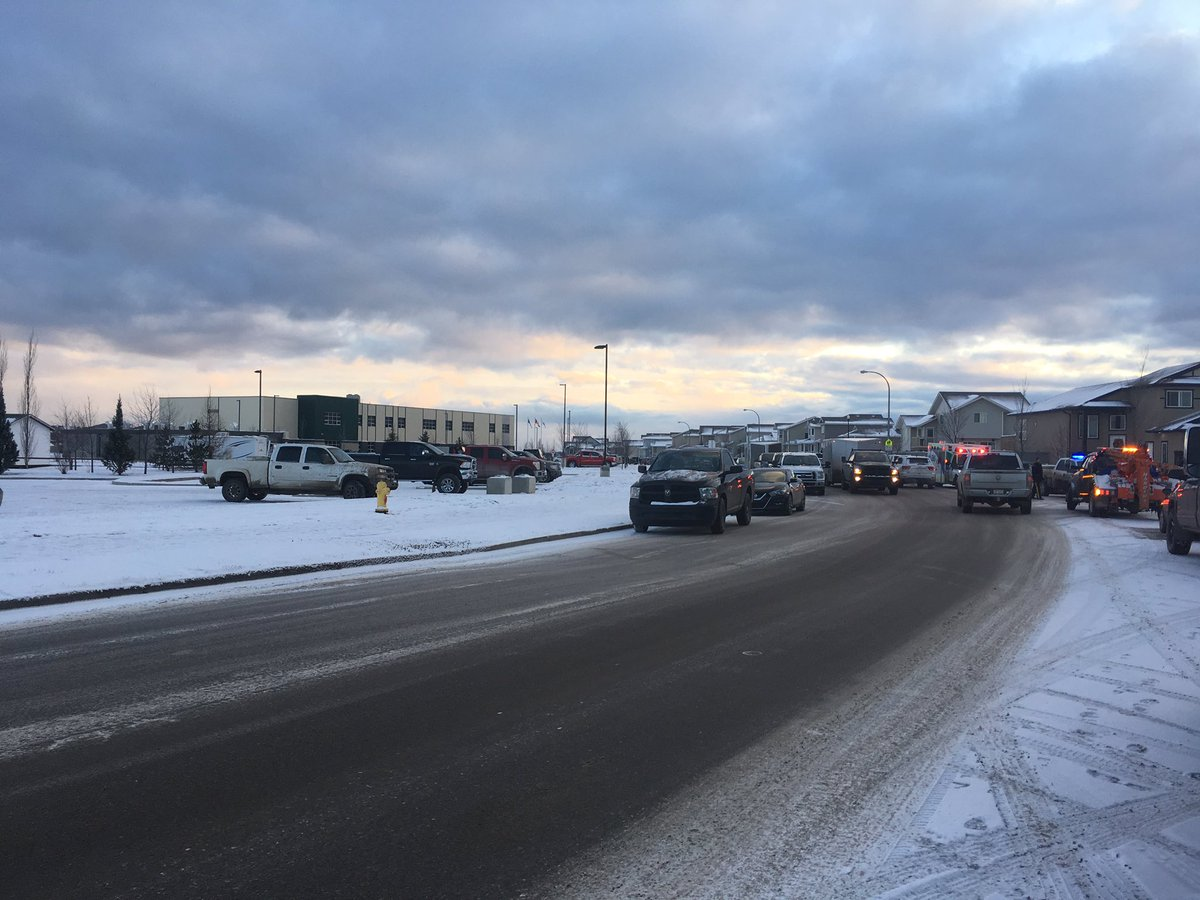 UPDATE: hold-and-secure lifted for Westpointe schools