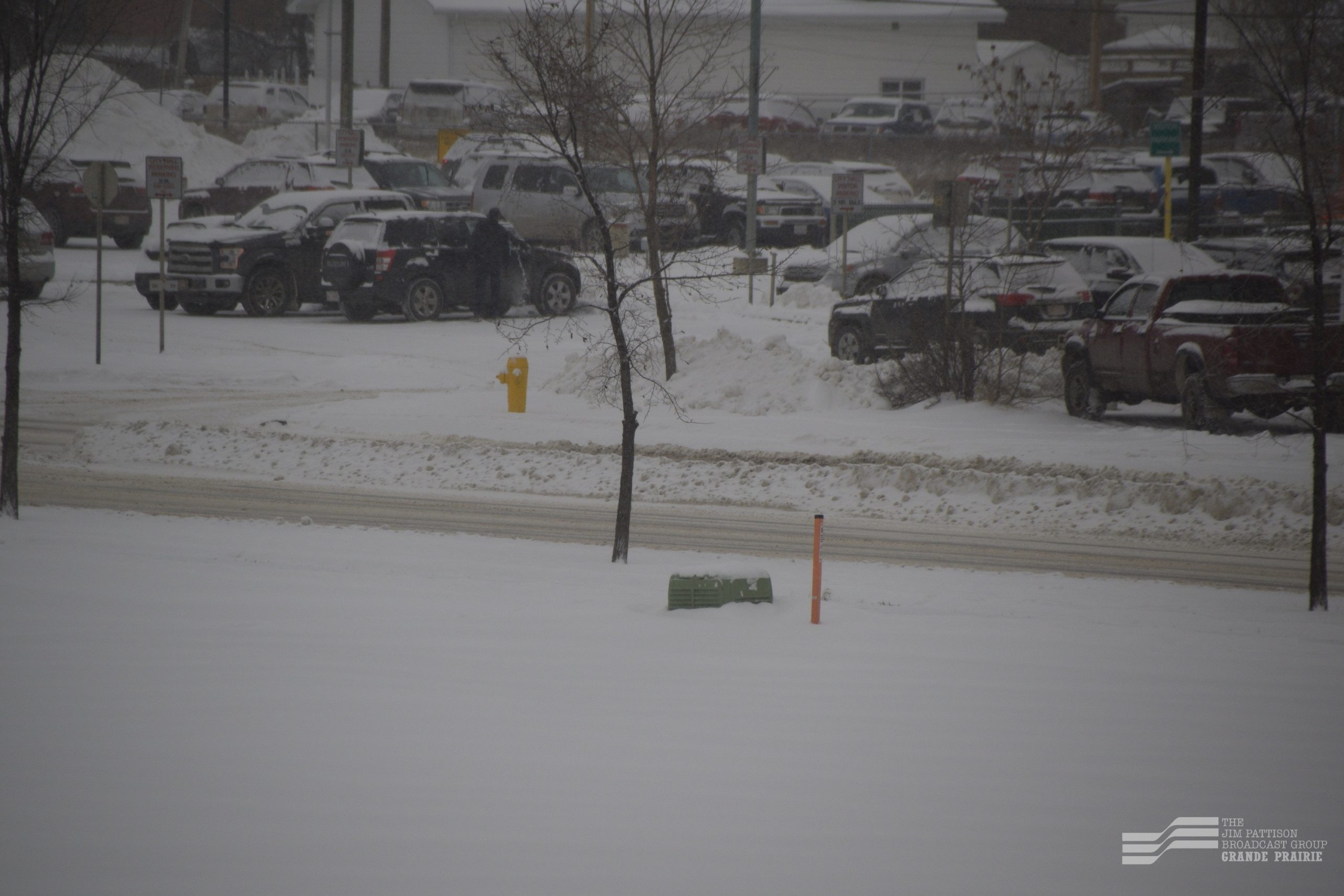 Parking bans kick in Wednesday, County plows going hard