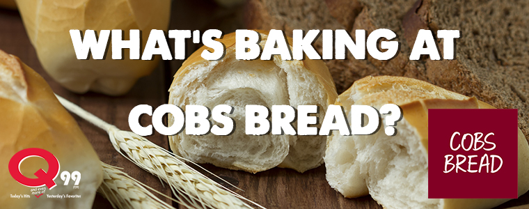 What's Baking at Cobs Bread