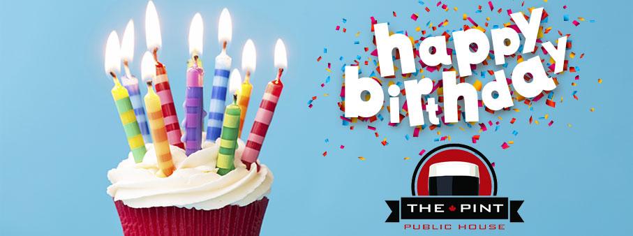 Celebrate A Birthday?