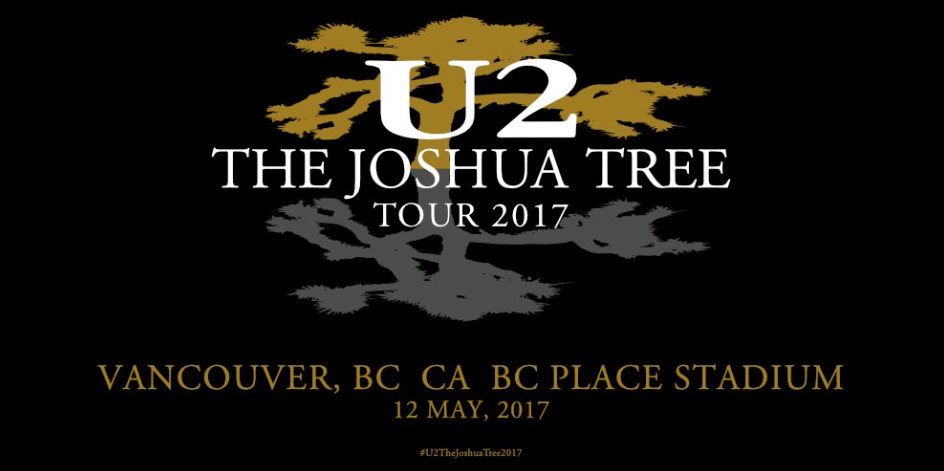 Compensation Offered for BC Place U2 Concert Goers