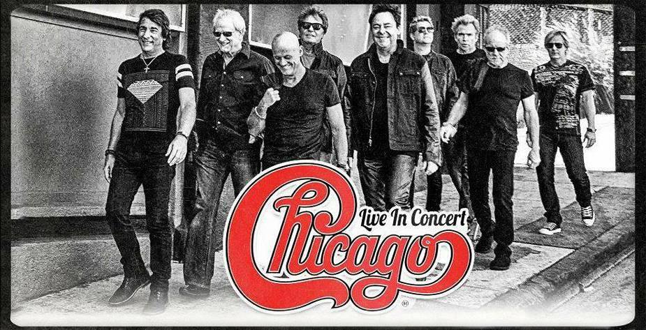 Chicago At The PNE