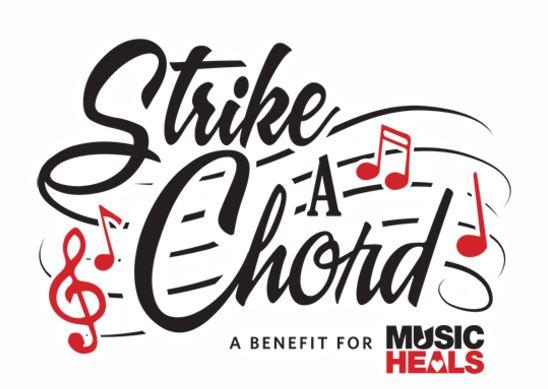 Strike A Chord: Music Heals Event   LG 104.3 FM