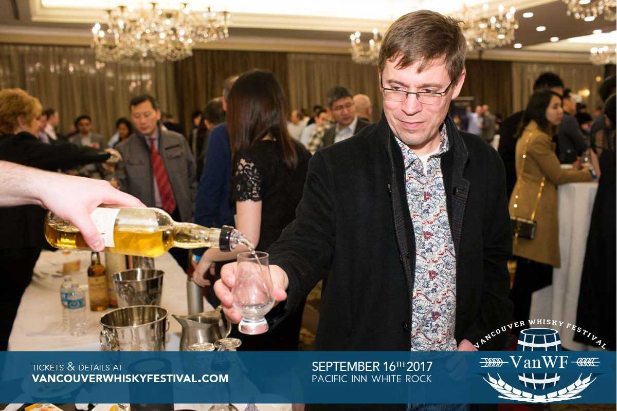 Vancouver Whisky Festival - Top 5 Whiskies You Have to Try