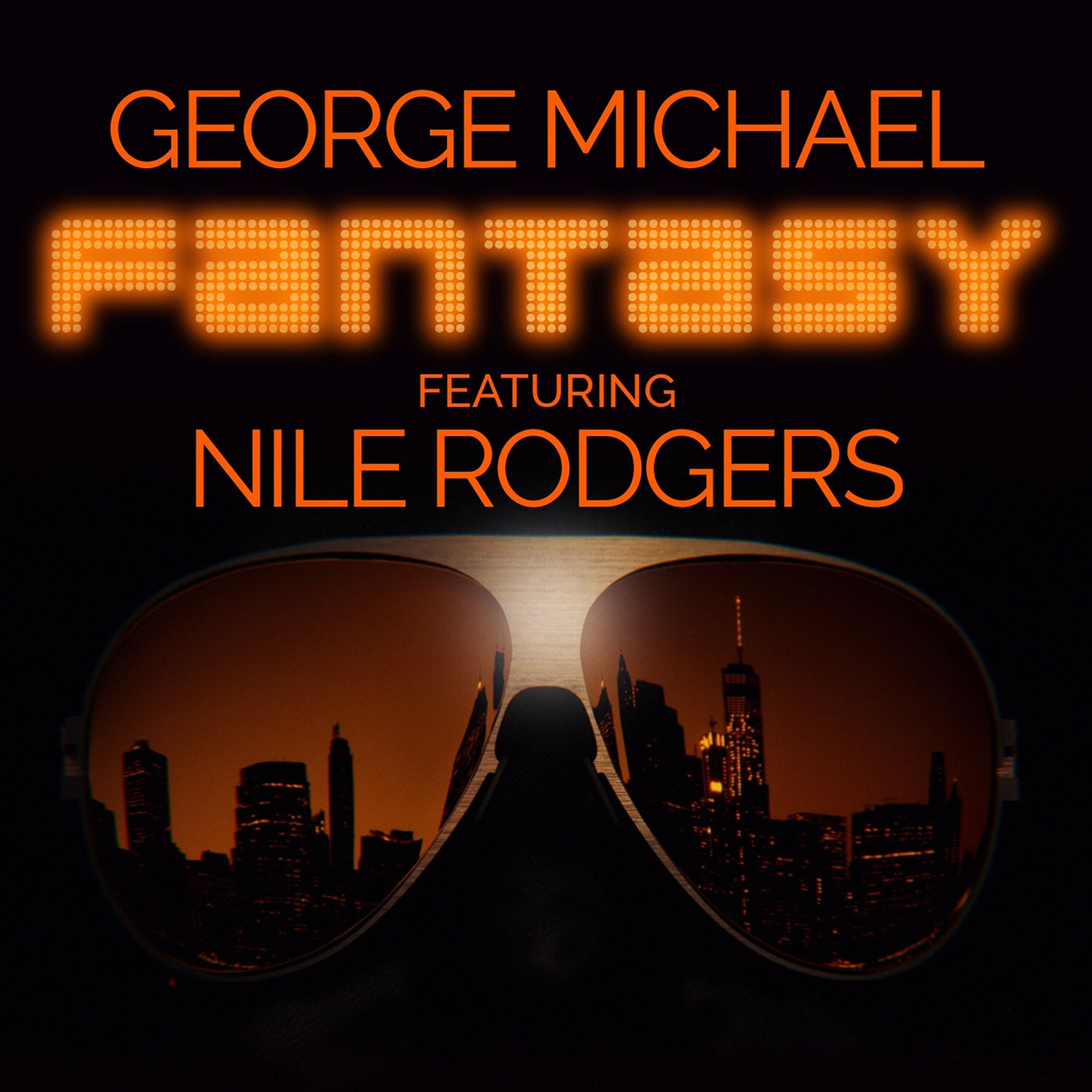 "Listen to George Michael's Posthumous New Song With Nile Rodgers ""Fantasy"""