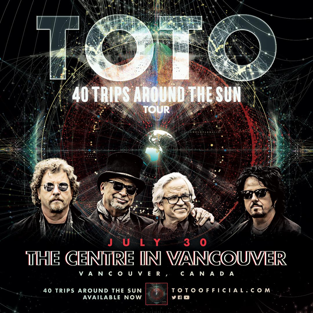 TOTO | LG 104.3 FM