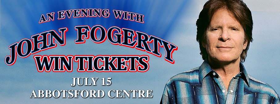 Win Tickets to John Fogerty