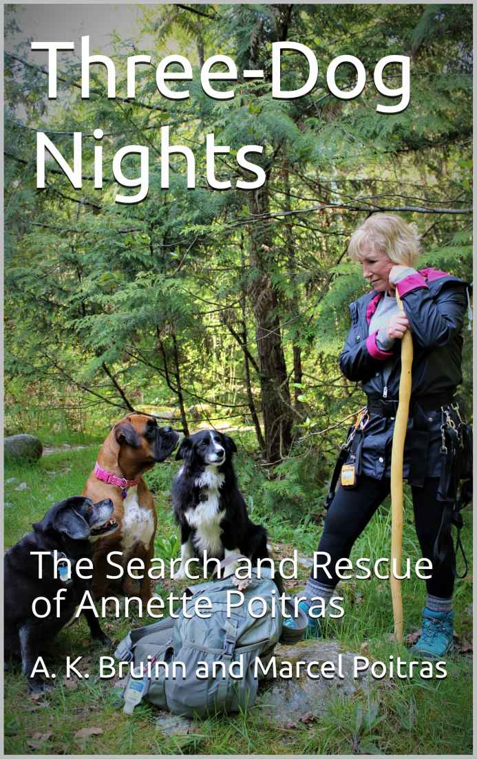 New Lost Dog Walker Book Raises Money For Search & Rescue