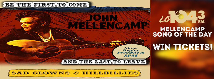 John Mellencamp Song of the Day