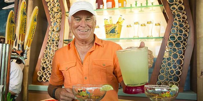 Jimmy Buffett's Classic Margarita Recipe