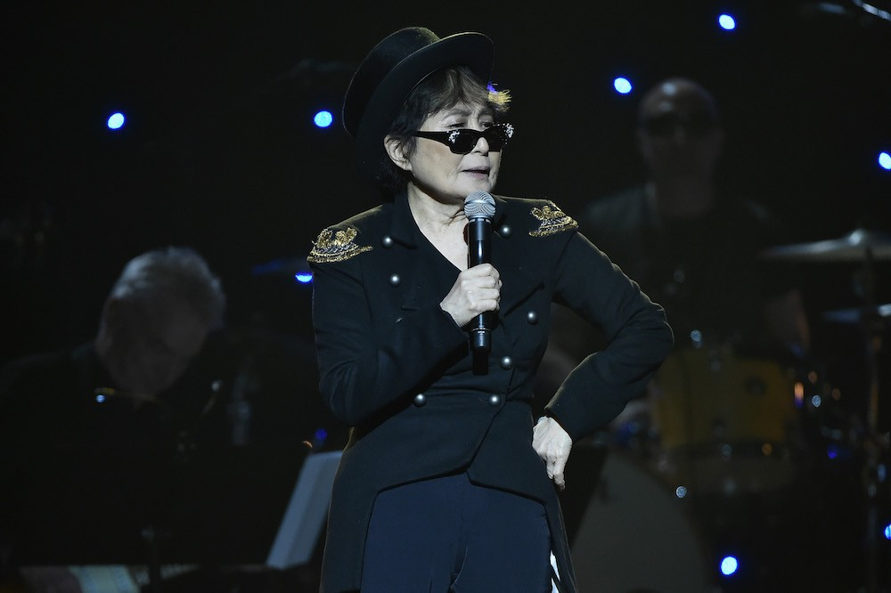 Hear Yoko Ono's New Album. It's.......uh.....Interesting?