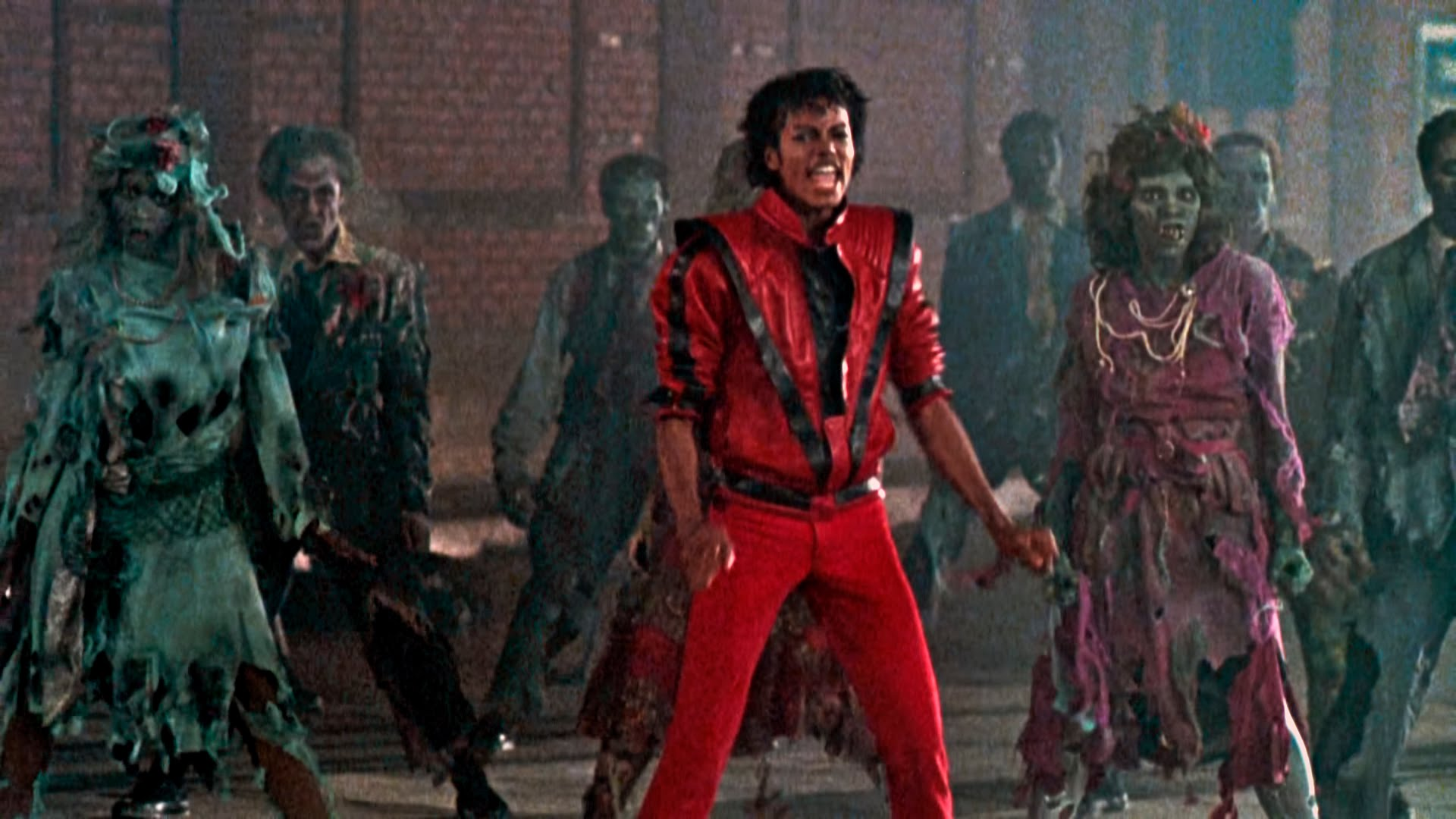 Michael Jackson's Thriller 3D Remastered for IMAX