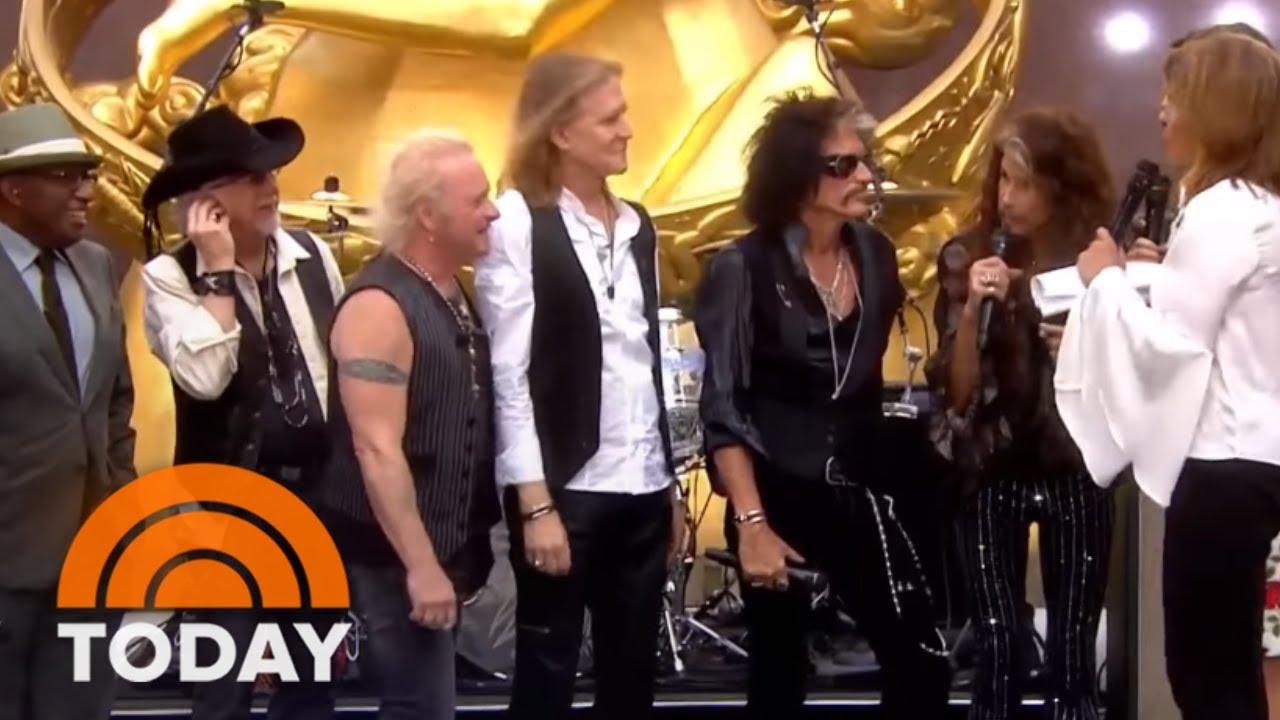 "Aerosmith Announces ""Deuces Are Wild"" Vegas Residency"