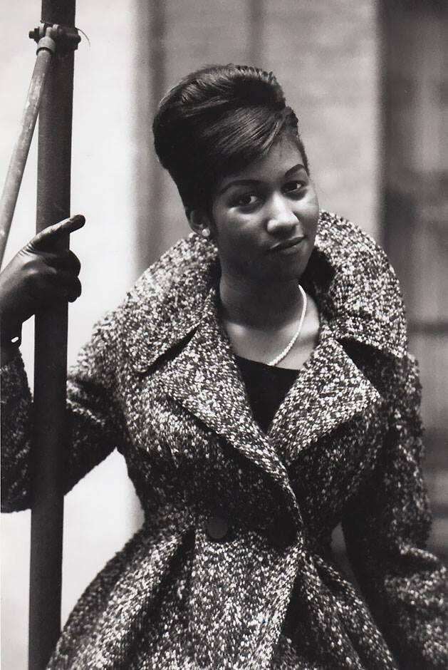 Rest in Peace, Aretha Franklin (March 25, 1942 – August 16, 2018)