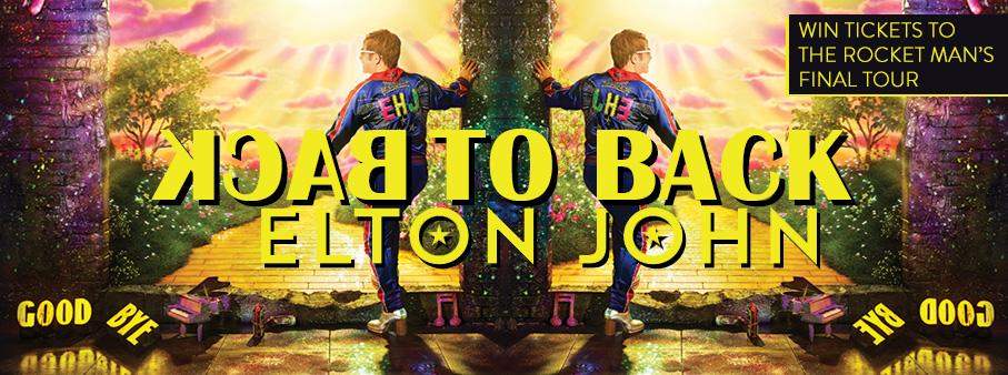 Back to Back Elton John