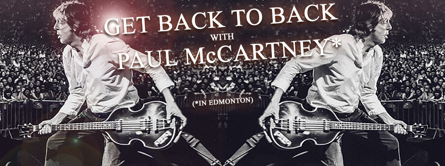 Get Back to Back with Paul McCartney
