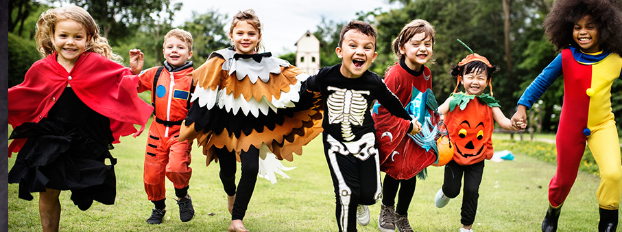 Tips to Stay Safe this Halloween