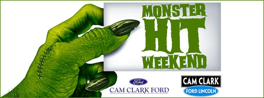 Monster Hit Weekend