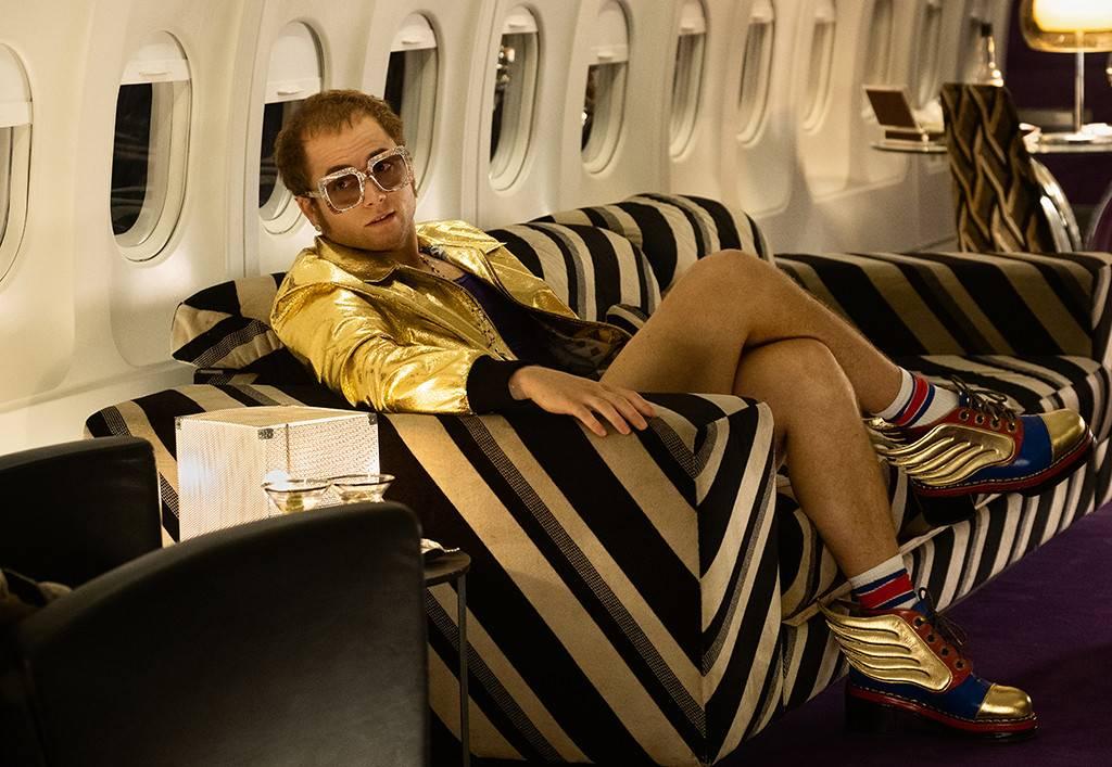 "Watch First Trailer for New Elton John Biopic 'Rocketman"""