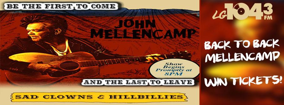 Back to Back Mellencamp