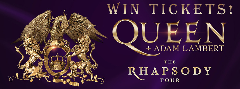 Feature: https://www.lg1043.com/win-queen-adam-lambert-tickets/