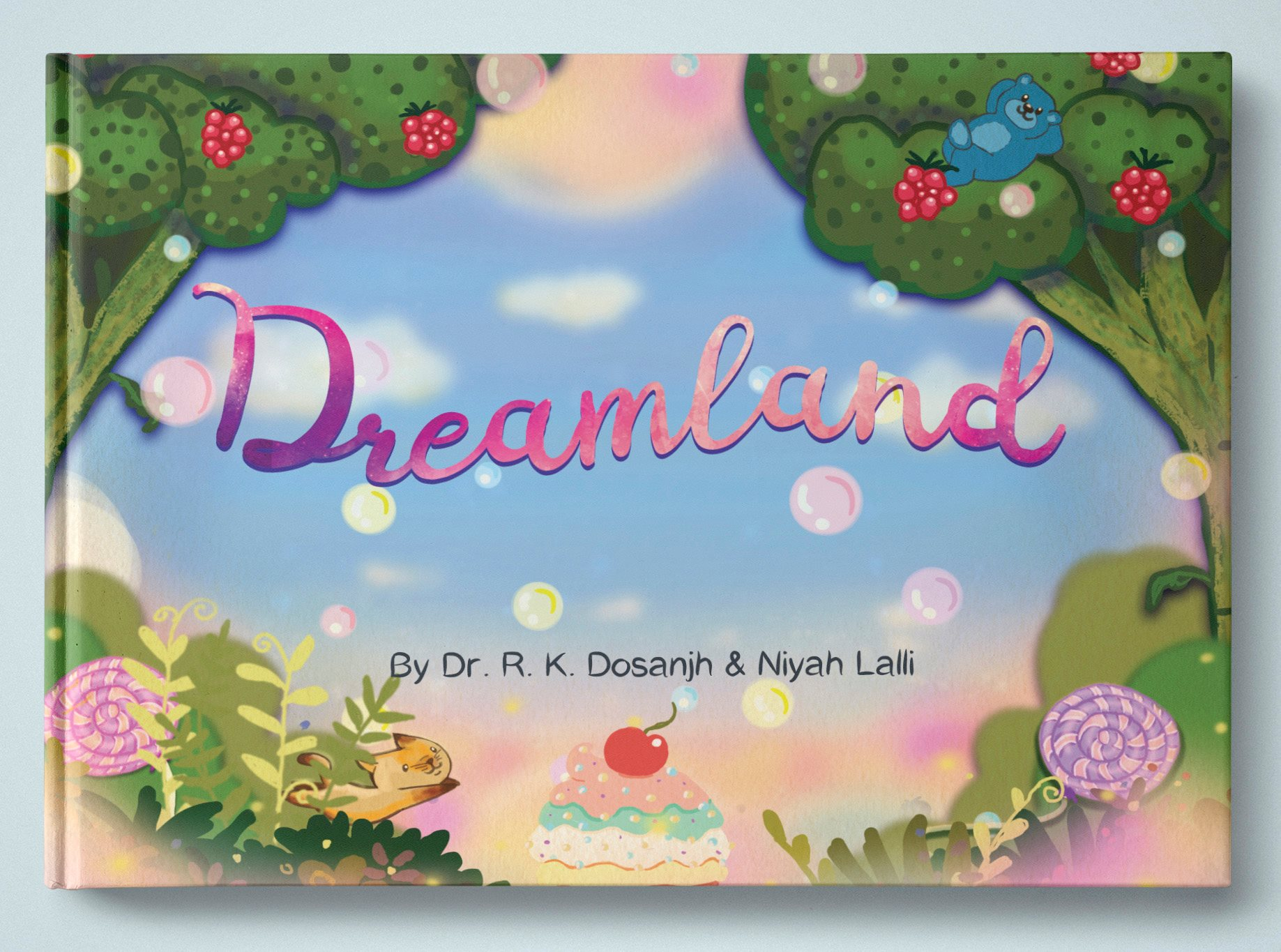 LISTEN: Dr. Ramneek Dosanjh on her children's book Dreamland & Launch