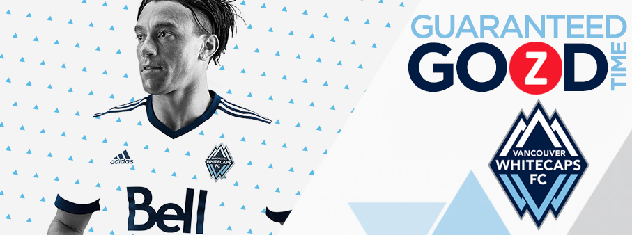 Vancouver Whitecaps – Guaranteed Good Times