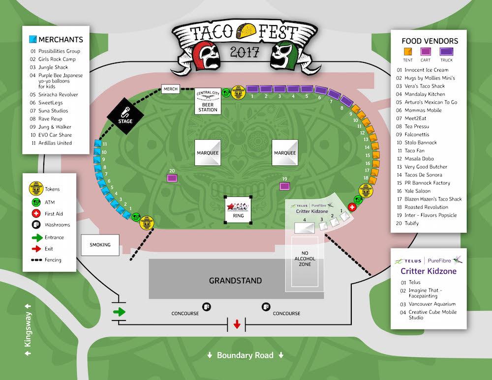 Taco Fest 2017 Vancouver