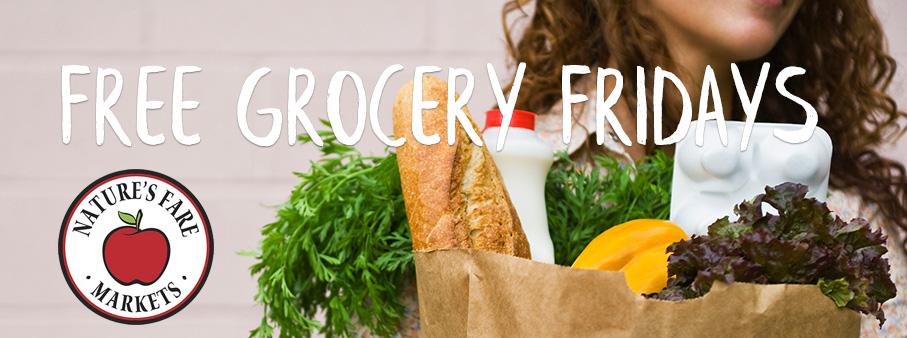 Free Grocery Fridays