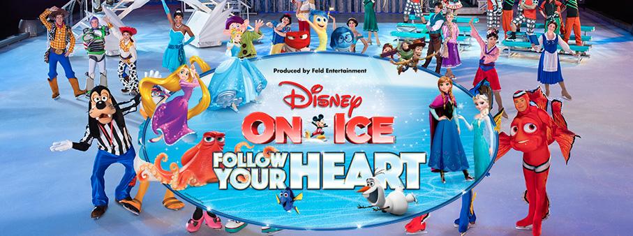 Disney On Ice – Follow Your Heart