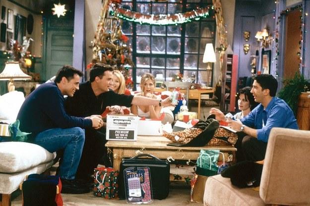 List of Friend's Christmas Episodes
