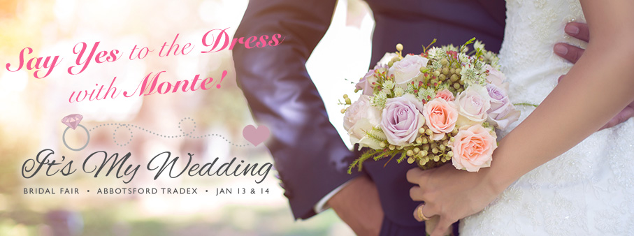 Say Yes to the Dress with Monte