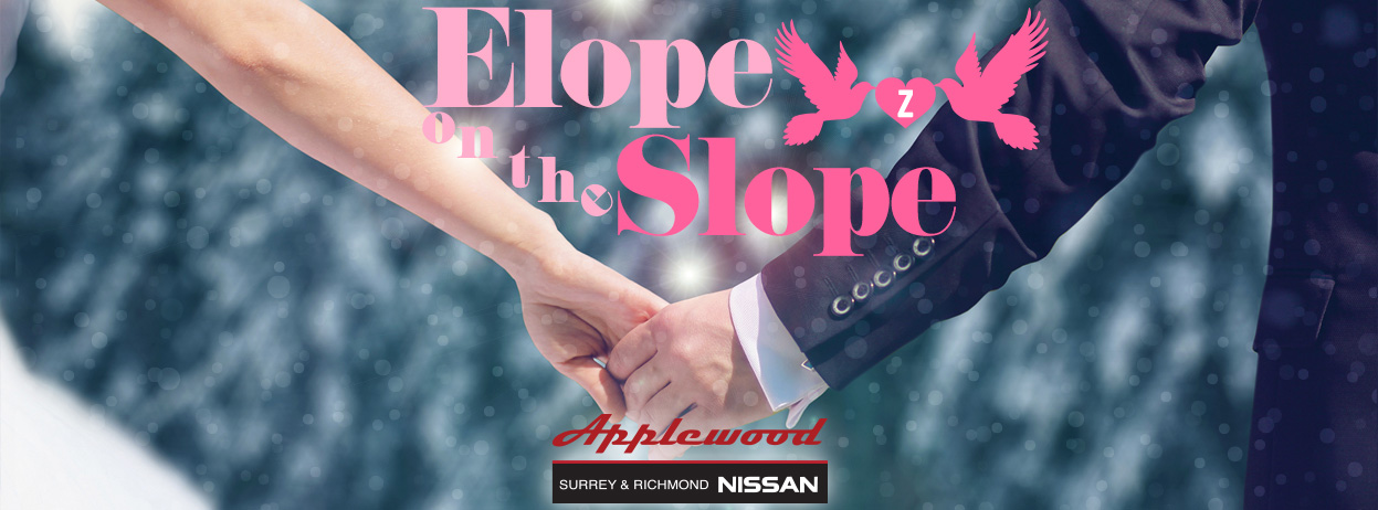 Elope On The Slope