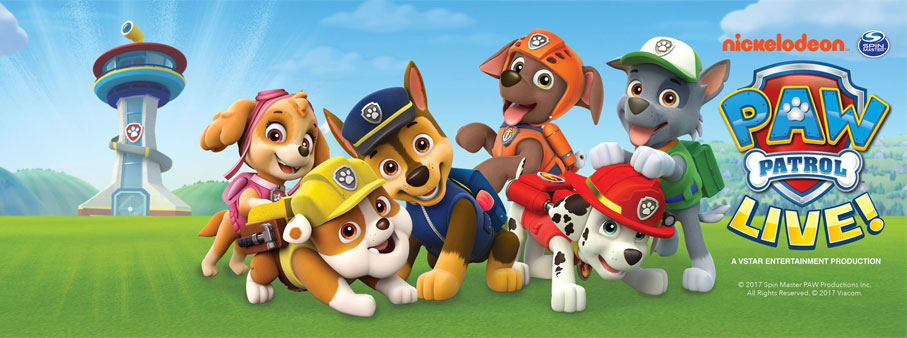 WIN Tickets to Paw Patrol Live Vancouver