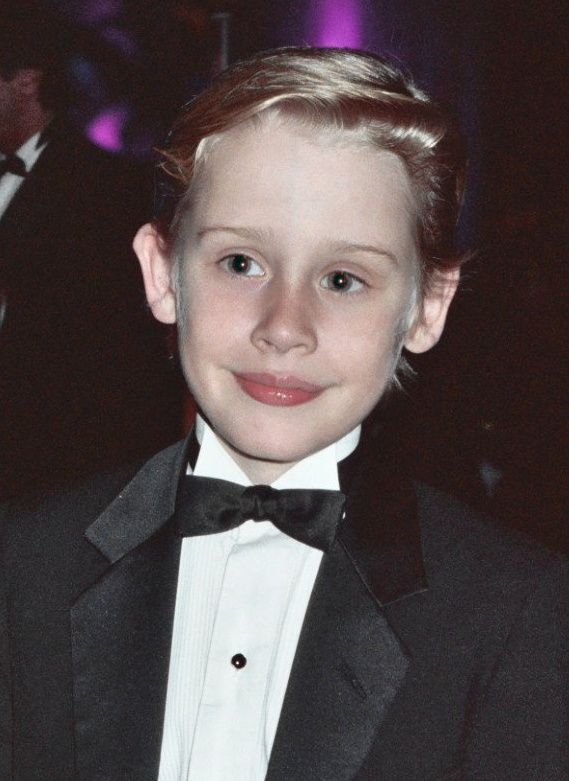 WATCH: Child Star Macaulay Culkin On Ellen