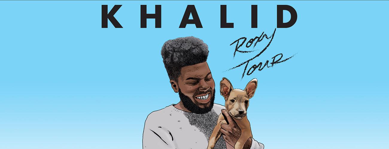 CONCERT REVIEW: Khalid - Roxy Tour